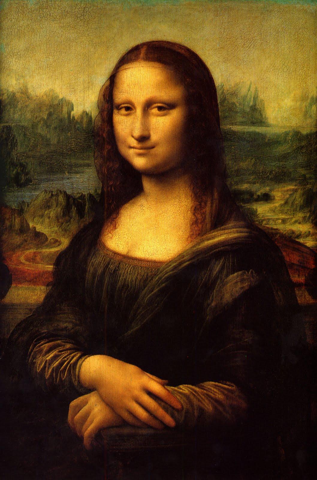 LA JOCONDE - 1503/06 - Léonard de Vinci